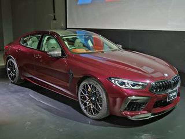 画像: 【ニューモデル写真蔵】BMW M8グランクーペ「美しさと快適性にサーキットで培ったハイパフォーマンスをプラス」