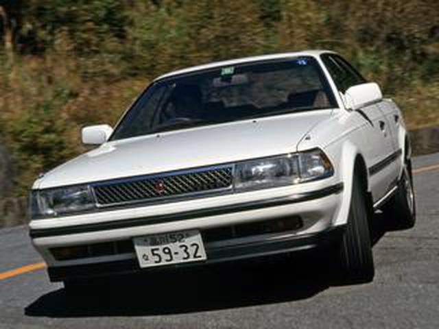 画像: 【昭和の名車 164】トヨタ カリーナEDは4ドアハードトップを採用して大成功を収めた