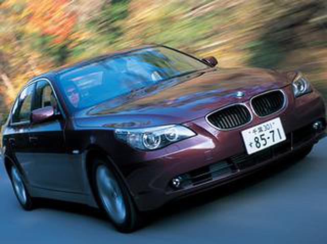 画像: 【ヒットの法則133】5代目BMW5シリーズは2005年の年次改良で大きく進化していた
