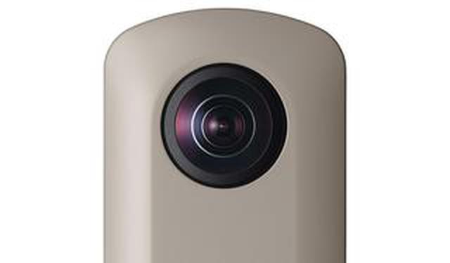 画像: リコーの全天球360°カメラTHETA(シータ)SC2に、ビジネスモデルが登場。価格は3万円台半ば。3月中旬発売。