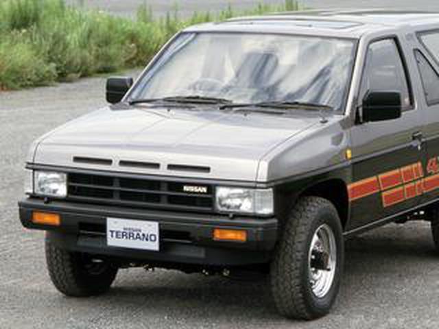 画像: 【昭和の名車 167】日産 テラノは乗用車感覚で乗りこなせる新感覚4WDを目指した
