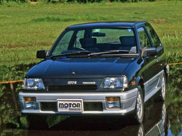 画像: 【昭和の名車 169】スズキ カルタスは「GT-i」を投入して走りのイメージを強調した