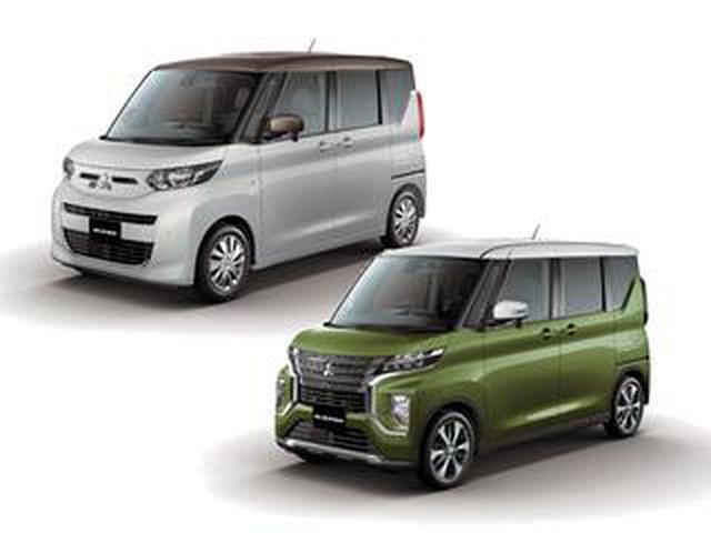 画像: 三菱が新型軽スーパーハイトワゴン「eKクロス スペース」と「eKスペース」を3月19日に発売