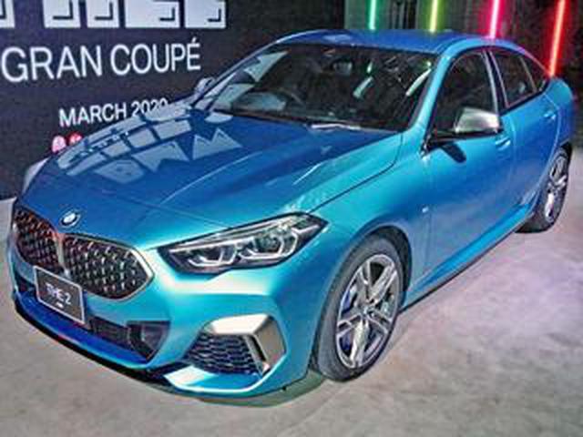 画像: 【ニューモデル写真蔵】BMW 2シリーズ グランクーペはFFをベースにスポーツ4WDモデルも設定