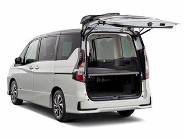 画像: 車中泊仕様のセレナ「マルチベッド」をオーテックジャパンが発売。NV200バネット版の仕様向上も