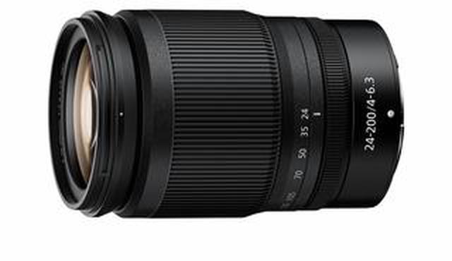 画像: ニコンZシリーズ用に、待望の高倍率ズーム NIKKOR Z 24-200mm f4-6.3 VRが登場! 価格13万9480円。4月発売。