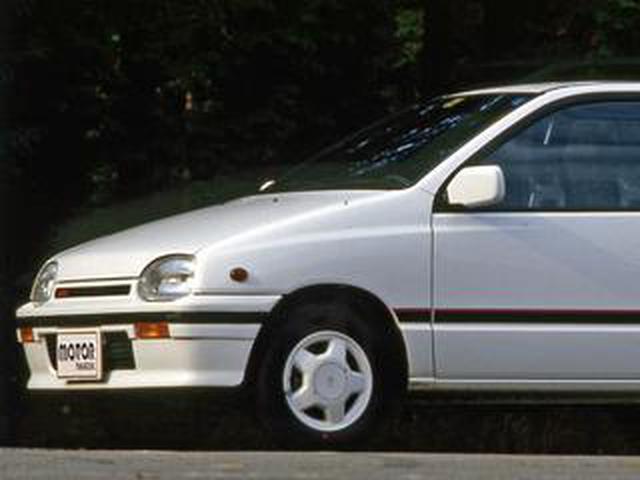 画像: 【昭和の名車 175】ダイハツ リーザは軽自動車のスペシャリティカーとして華麗にデビュー