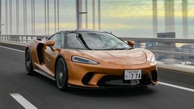 画像: 【試乗】マクラーレンGTは俊足で快適なロングドライブも味わえるグランドツアラーの理想形