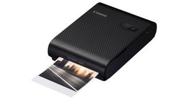 画像: キヤノンから、コンパクトな昇華型フォトプリンター「SELPHY SQUARE QX10」新発売。価格は1万6800円。4月下旬発売予定。