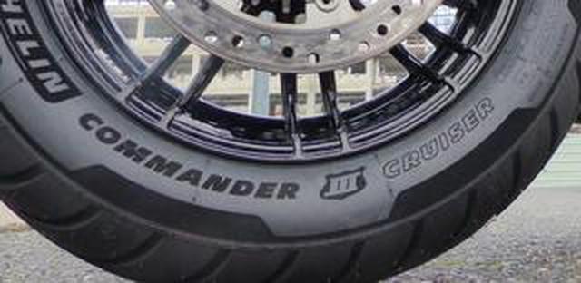 画像: ミシュランがクルーザーモデル用タイヤ「MICHELIN COMMANDER III」をこの2月より販売開始!