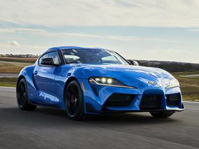 画像: トヨタがGRスープラの3.0Lエンジン改良型を発表。最高出力は382馬力に!