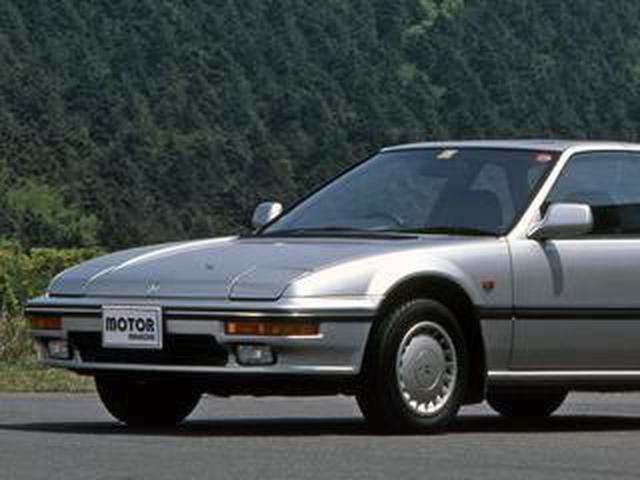 画像: 【昭和の名車 178】3代目のホンダ プレリュードはバブル経済を彩るスペシャリティカーとして高人気