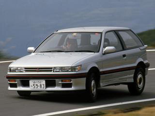 画像: 【昭和の名車 180】3代目ミラージュは4つの個性で登場。その頂点が「サイボーグ」だった