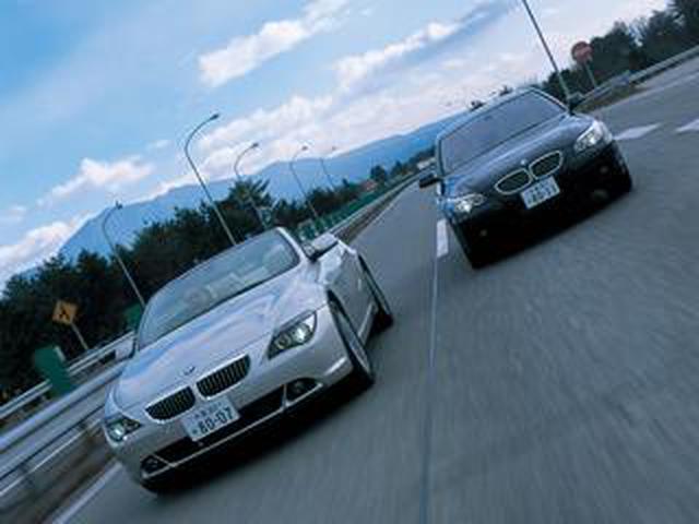 画像: 【ヒットの法則145】BMW 550iと650iカブリオレに見る新世代V8エンジンのダイナミズム