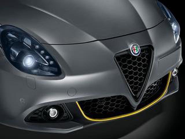 画像: アルファロメオ ジュリエッタ ヴェローチェに、マットグレーのボディカラーを採用した限定車