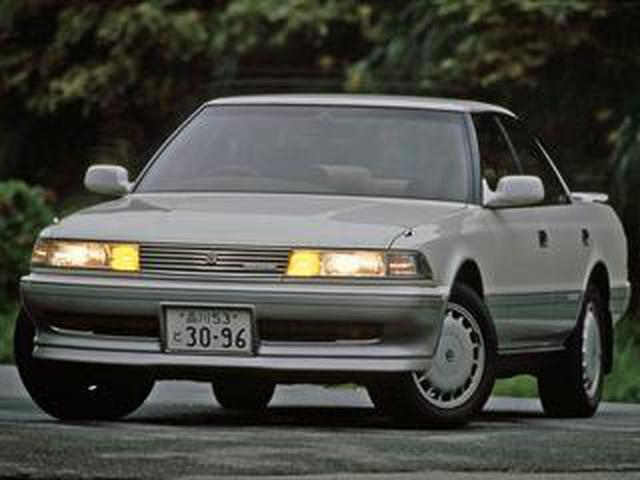 画像: 【昭和の名車 183】6代目マークIIはツインターボやスーパーチャージャーで武装したハイソカーの中心的存在