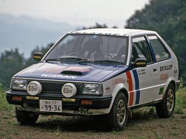 画像: 【昭和の名車 185】日産 マーチRはラリーで勝つために生まれてきたマシン