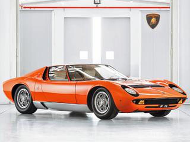 画像: 【スーパーカー年代記 002】ランボルギーニ ミウラの歴代モデルを振り返る