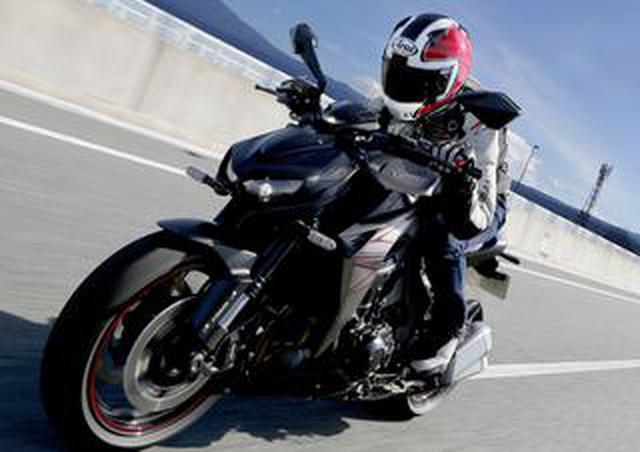 画像: 試乗距離1460km! カワサキ「Z1000」とことん走ってインプレッション【現行車再検証】