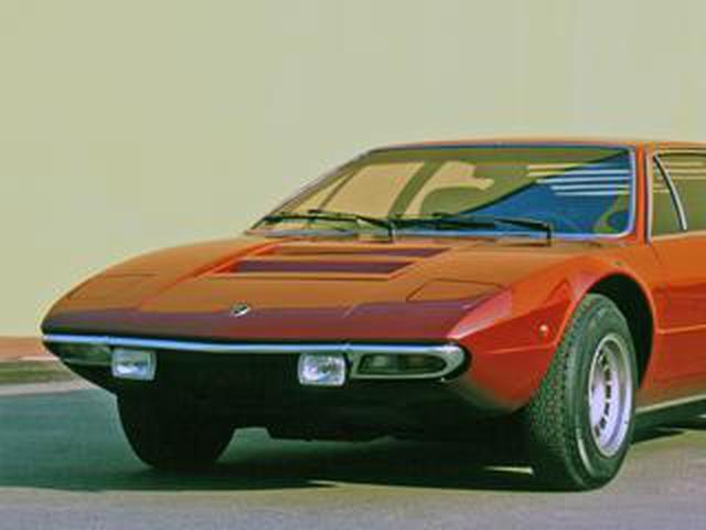 画像: 【スーパーカー年代記 007】ランボルギーニ ウラッコはエンジン横置き搭載で運動性能と実用性を両立