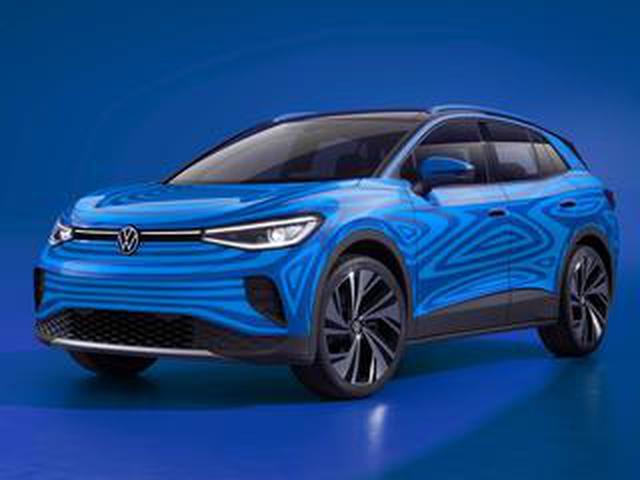 画像: フォルクスワーゲンの電動SUV、ID.4はこのままのデザインで2020年中に欧州で発売か。GTIも公開!