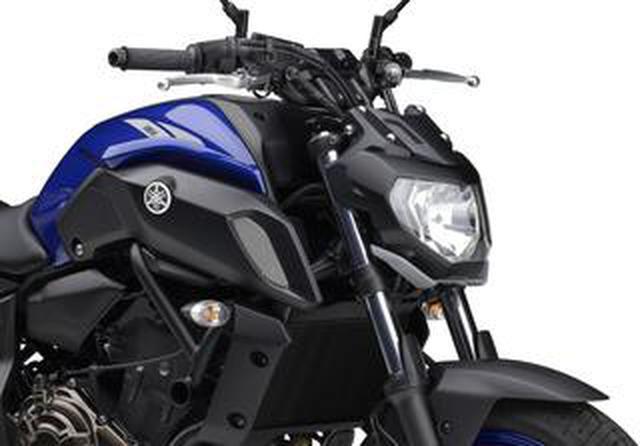 画像: ヤマハが「MT-07 ABS」の2020年モデルを発表! 新色のブルーを新たにラインナップ