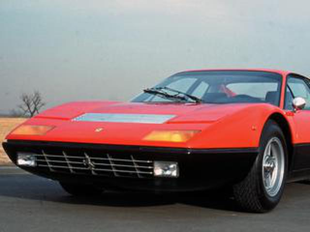 画像: 【スーパーカー年代記 011】365GT/4 BBはミッドシップ フェラーリとして強烈な存在感を放った