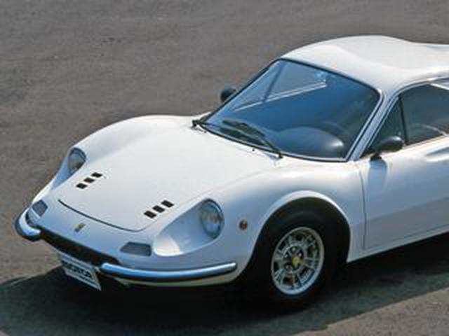 画像: 【スーパーカー年代記 010】ディーノ 246GTは、生産終了後も根強い人気を誇るピッコロ フェラーリ
