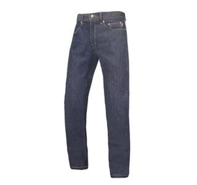 画像: 春夏秋冬に対応するジーンズ!? 防風デニムにベンチレーションを装備したラフ&ロード「ウインドガードデニムパンツ」が登場