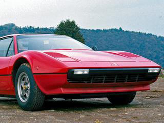 画像: 【スーパーカー年代記 013】フェラーリ 308GTBは流麗なボディスタイルが世界から賞賛された