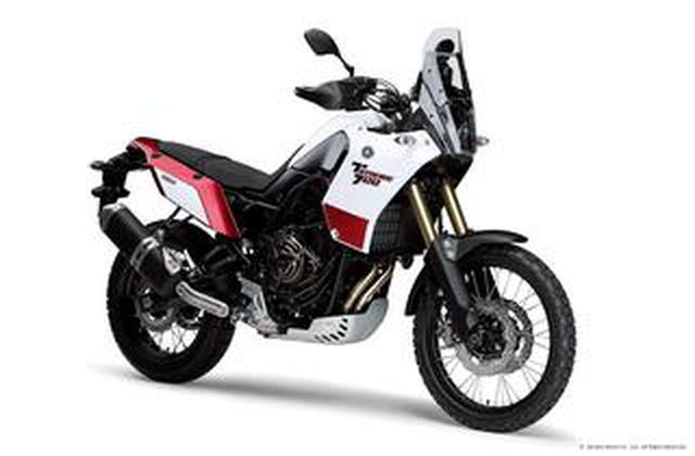 画像: ヤマハ「テネレ700 ABS」にはローダウン仕様もあり! 国内仕様のスタンダードモデルと同日に発表!