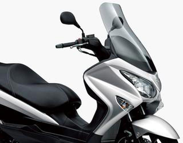 画像: スズキが「バーグマン200」の2020年モデルを発表! カラーリング・ラインナップを変更して3月26日に発売
