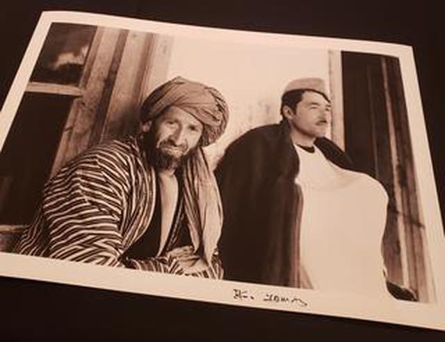 画像: 山下郁夫写真展「アフガニスタン遺香」が東京・神保町にあるサカキラボにて開催中。3月27日(金)まで。