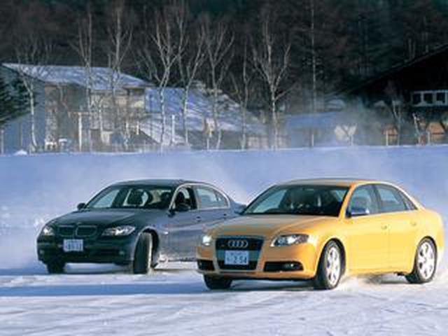 画像: 【ヒットの法則173】アウディ、BMW、ポルシェはそれぞれ異なる4WDのドライビングスタイルを想定