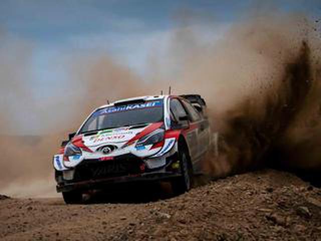 画像: WRC第3戦ラリー・メキシコ、新型コロナウイルスの影響で日程を短縮、優勝はトヨタのS.オジエ【モータースポーツ】
