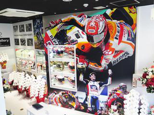画像: SHOEIヘルメット初のショールーム、外神田にオープン!