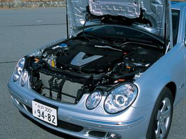画像: 【ヒットの法則174】メルセデス・ベンツE320CDIはディーゼル鎖国状態の日本に衝撃を与えた!