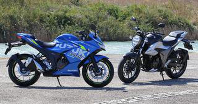画像: 【驚きの40万円台】スズキ「ジクサーSF250」「ジクサー250」の価格と発売日が決定! 油冷単気筒250ccがいよいよ国内デビュー