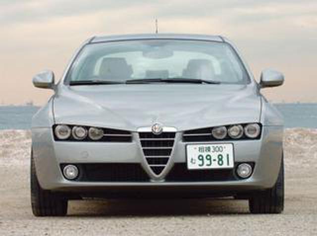 画像: 【ヒットの法則176】日本仕様のアルファ159は成熟したグローバルカーに進化していた