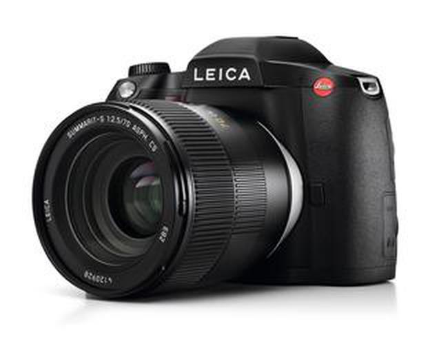 画像: 6400万画素中判デジタル一眼レフカメラ ライカS3 発売日決定