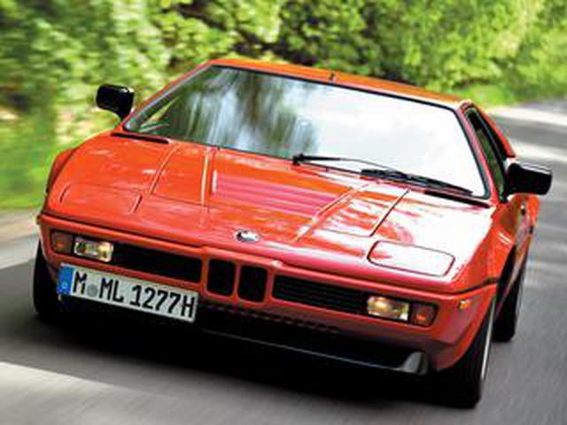 画像: 【スーパーカー年代記 026】M1はBMWがレース用にミッドシップを初採用した市販車だった