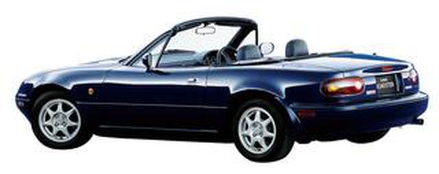 画像: 【特別なロードスター NA編07】200万円を切るプライスで若者に大ウケした限定車「Gリミテッド」