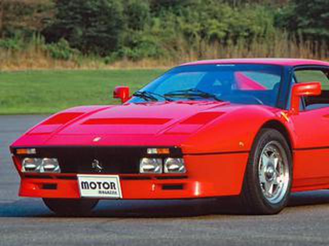 画像: 【スーパーカー年代記 030】288GTOは競技専用に開発された異色のフェラーリだった