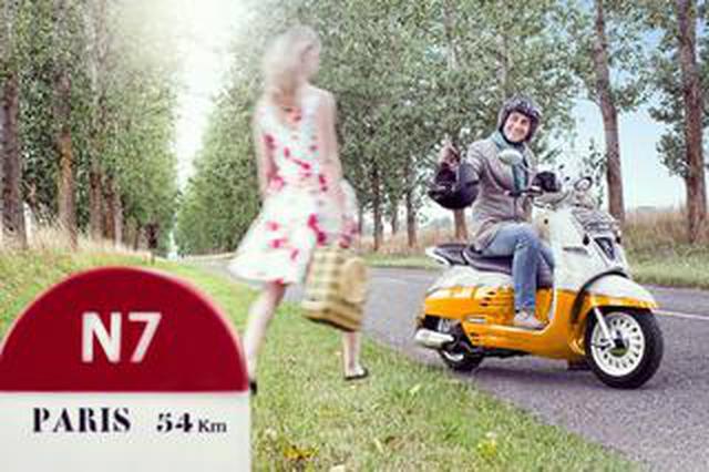 画像: プジョー「ジャンゴ 125」の新車を2カ月間乗れるチャンス!〈初夏の新車オーナー権 プレゼント〉キャンペーンが開始