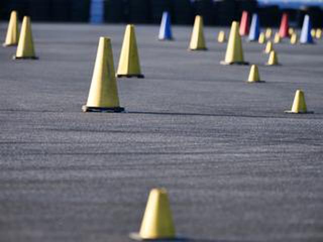 画像: 3月29日開催予定の「オートバイ杯ジムカーナ第1戦」が中止に