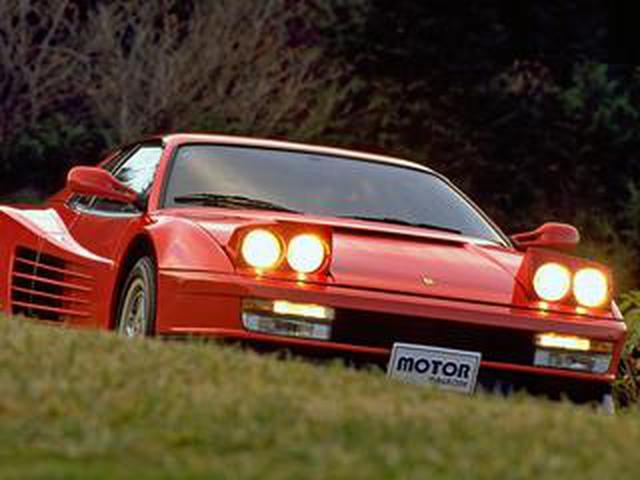 画像: 【スーパーカー年代記 031】テスタロッサは512BBに代わる新世代フェラーリのシンボルだった
