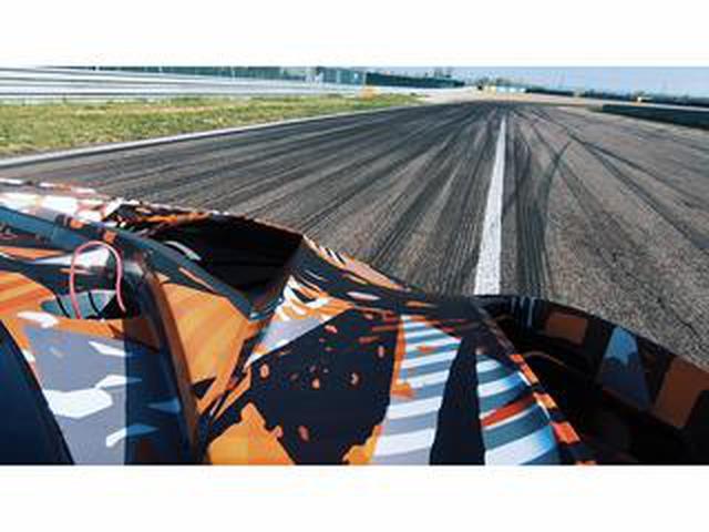 画像: 【動画】ランボルギーニのハイパーカーがエンジンのシェイクダウンを実施!