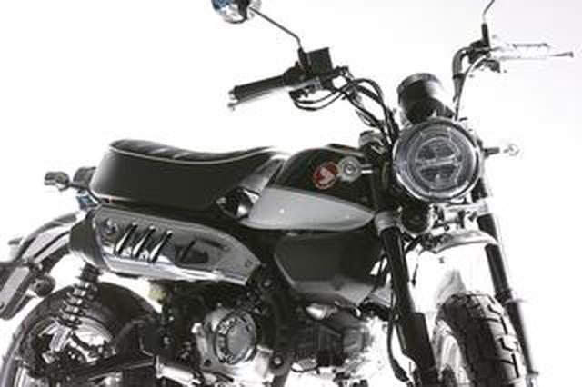 画像: ホンダ「モンキー125」に〈黒〉が追加ラインナップ! 高級感あふれるカラーリングで4月3日(金)発売!