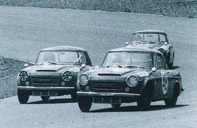 画像: 【昭和の名車 大全集】モータースポーツ黎明期に活躍した昭和の名車たち <コラム1>