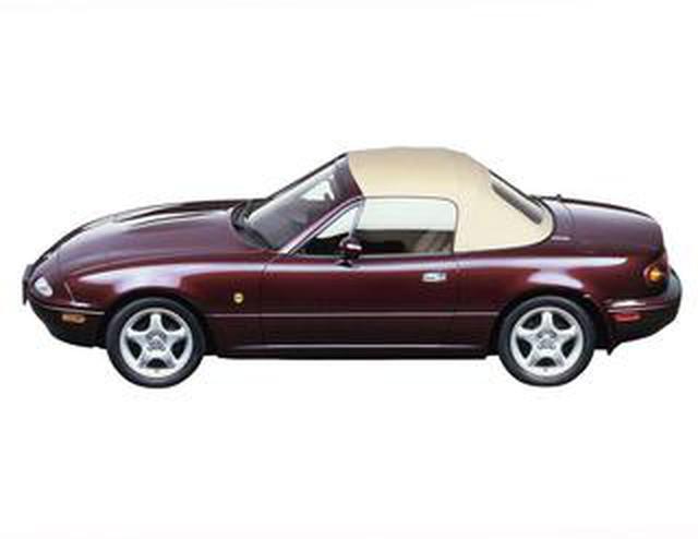 画像: 【特別なロードスターNA編09】「コンビネーションA」と「B」、2種類から選べた限定車「VRリミテッド」